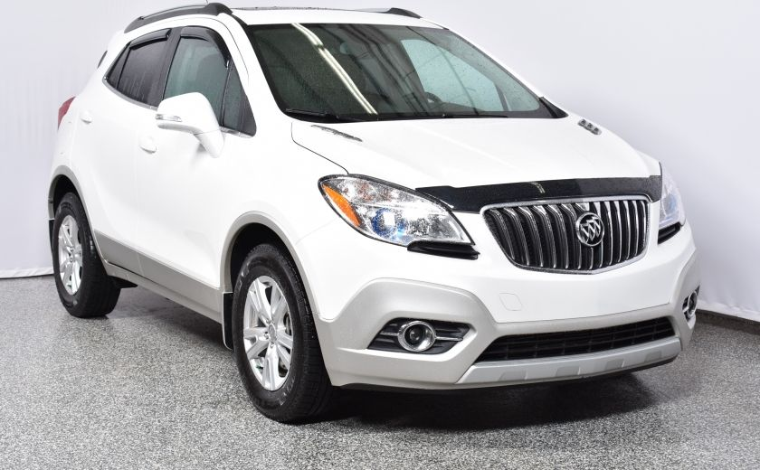 2016 Buick Encore Sport Touring #0