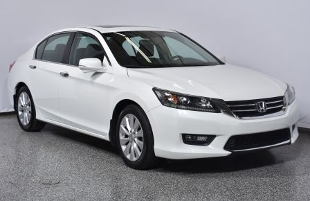2015 Honda Accord EX-L #0