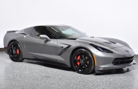 2015 Chevrolet Corvette 3LT #0