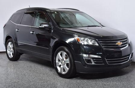 2014 Chevrolet Traverse LTZ #0