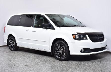 2014 Dodge GR Caravan SXT #0