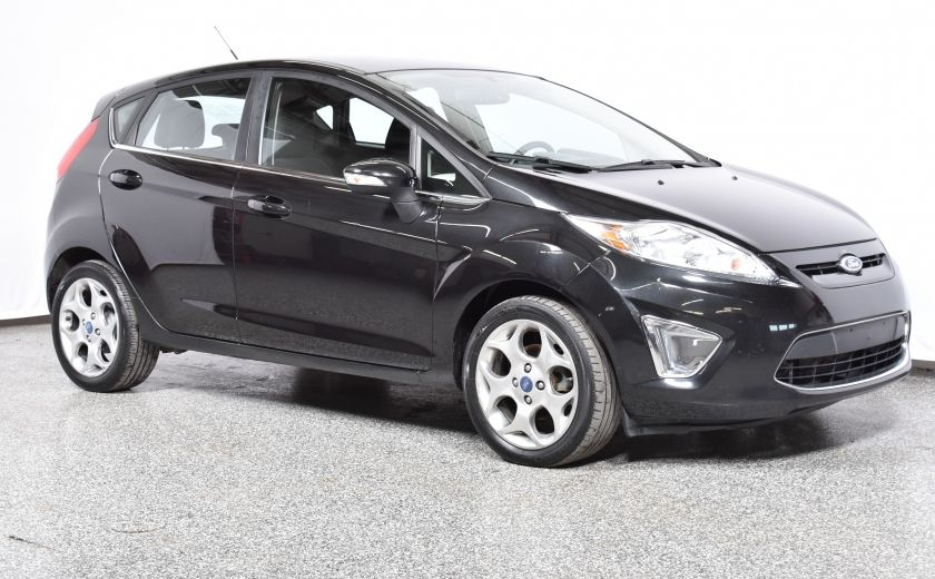 2011 Ford Fiesta SES #0