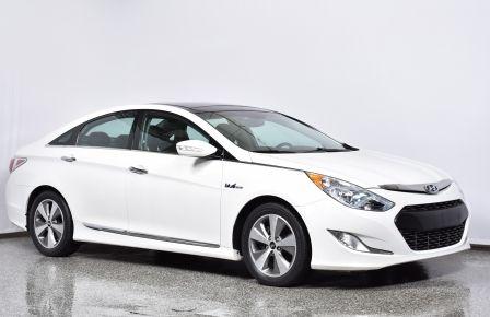 2012 Hyundai Sonata Hybrid #0