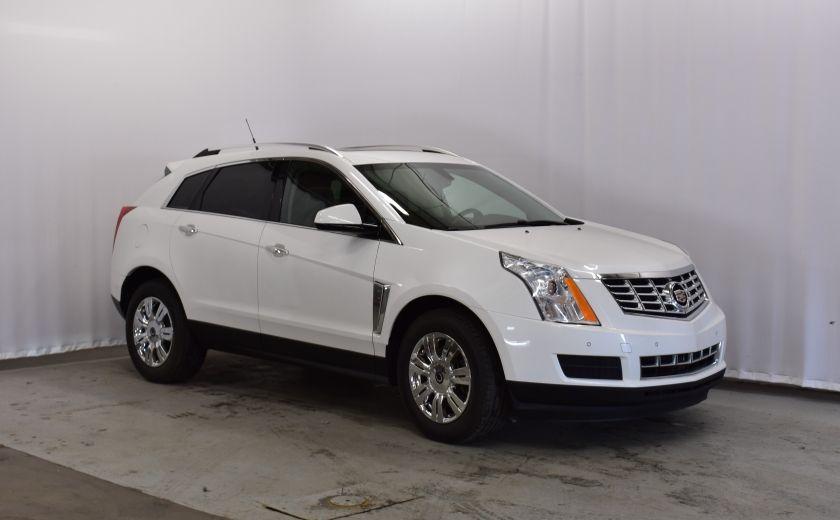 2014 Cadillac SRX Luxury #0