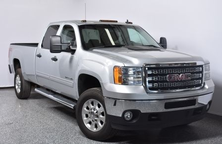 2013 GMC Sierra 2500HD SLE #0