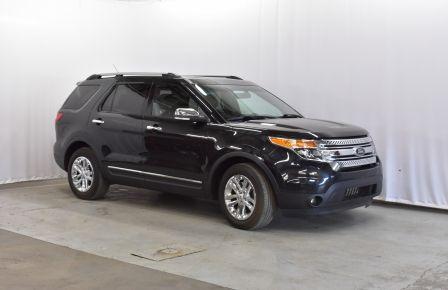 2014 Ford Explorer XLT #0