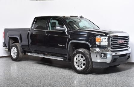 2015 GMC Sierra 2500HD SLE #0