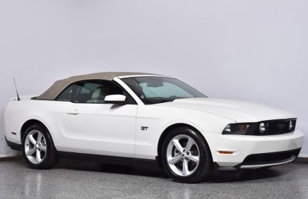 2010 Ford Mustang GT #0