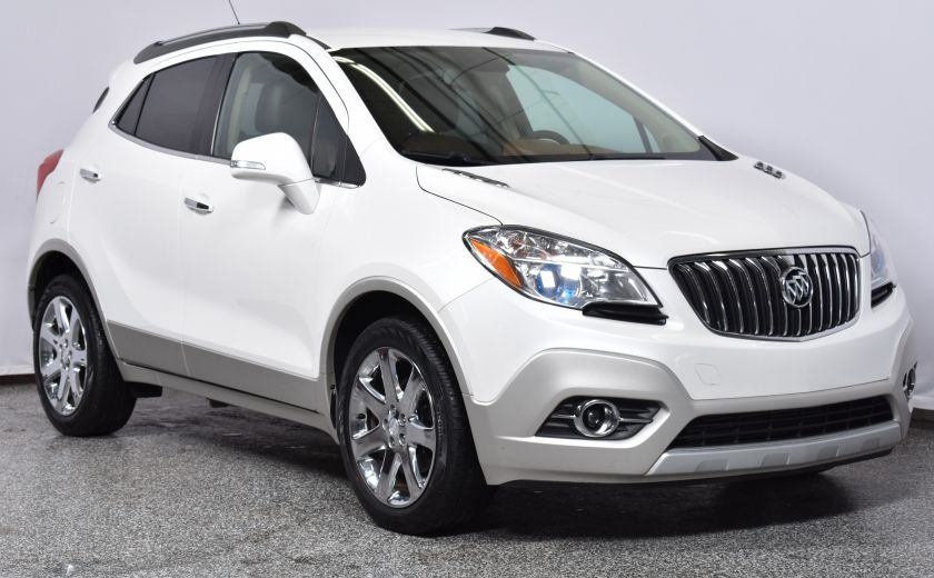 2014 Buick Encore Leather #0