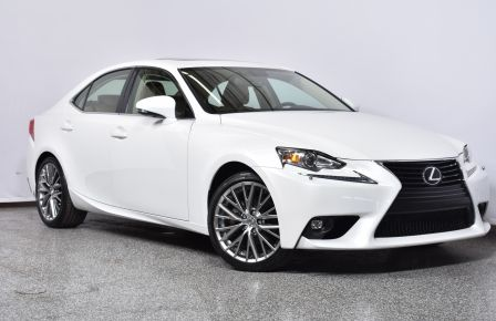 2015 Lexus IS250 4dr Sdn AWD #0