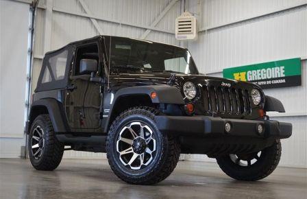 2012 Jeep Wrangler Sport 4WD #0