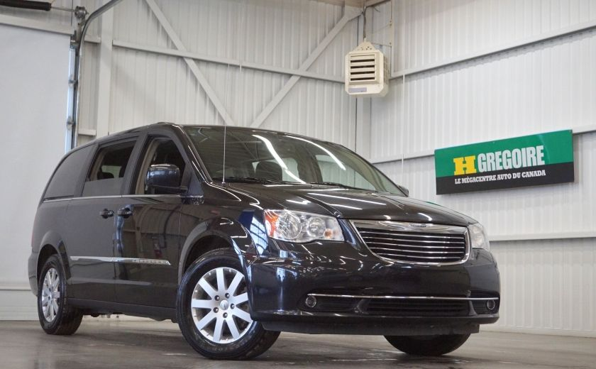2016 Chrysler Town And Country Stow'n Go (caméra-tv/dvd) #0