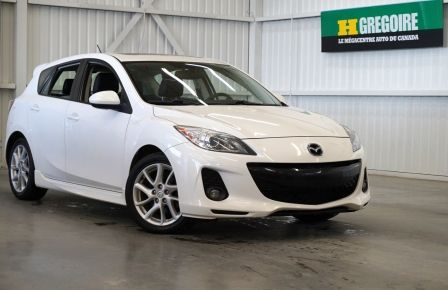 2012 Mazda 3 Sport GT 2.5L (cuir-toit ouvrant) #0