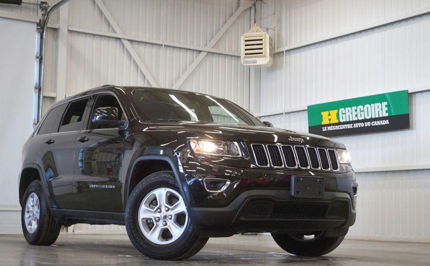 2015 Jeep Grand Cherokee Laredo 4WD #0