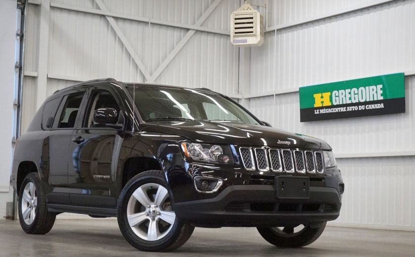 2016 Jeep Compass High Altitude 4WD (toit ouvrant-cuir) #0