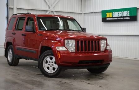 2008 Jeep Liberty 4WD #0