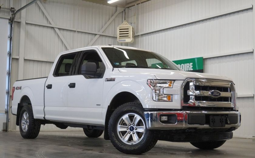 2015 Ford F150 XLT 4WD Ecoboost #0