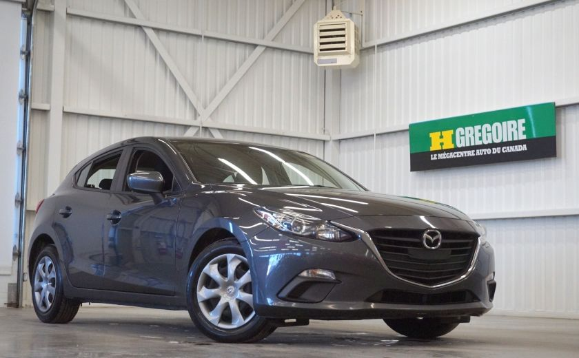 2014 Mazda 3 Sport GX #0