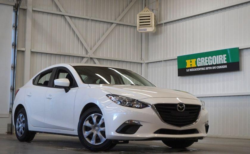 2014 Mazda 3 GX #0