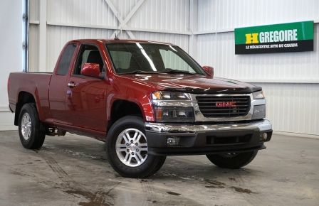 2011 GMC Canyon SLE 4WD #0