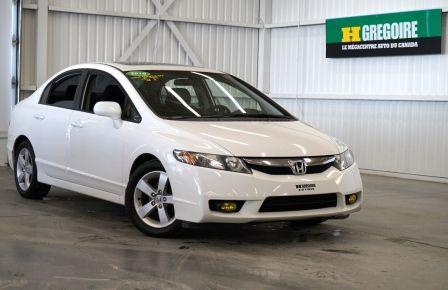 2010 Honda Civic SE (toit ouvrant) #0