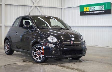 2015 Fiat 500 (Intérieur cuir) #0
