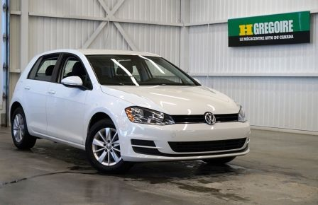 2015 Volkswagen Golf Trendline 1.8L turbo #0