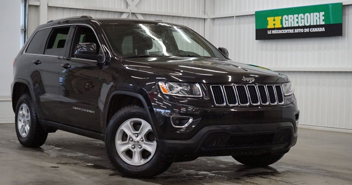 2015 jeep grand cherokee usag e et d occasion vendre chez hgregoire. Black Bedroom Furniture Sets. Home Design Ideas