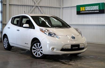 2013 Nissan Leaf S #0