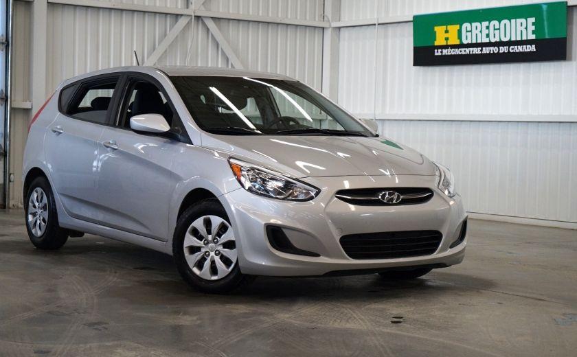 2016 Hyundai Accent GL #0