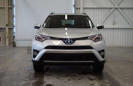 2016 Toyota Rav 4 Hybid Limited (caméra-cuir-toit) #0