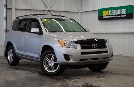 2012 Toyota Rav 4 (toit ouvrant) #0