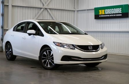 2014 Honda Civic EX (caméra-toit) #0