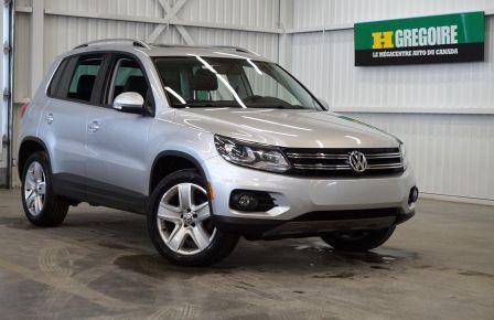 2014 Volkswagen Tiguan Comfortline Sport 4Motion (cuir-toit pano) #0