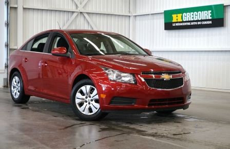 2012 Chevrolet Cruze LT 1.4L Turbo #0