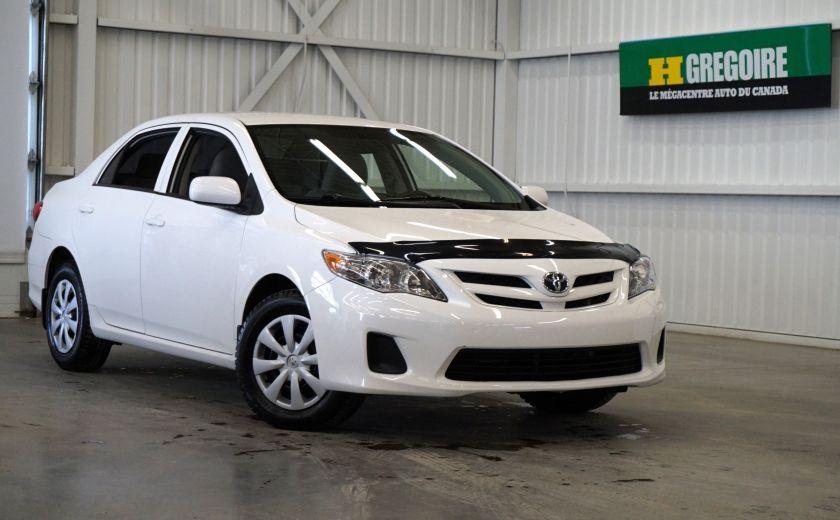 2013 Toyota Corolla CE #0
