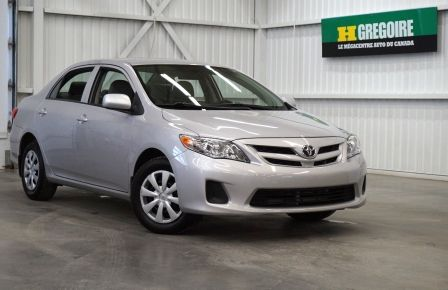 2012 Toyota Corolla CE #0