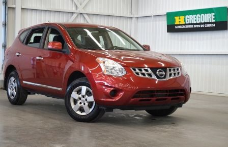 2012 Nissan Rogue S #0