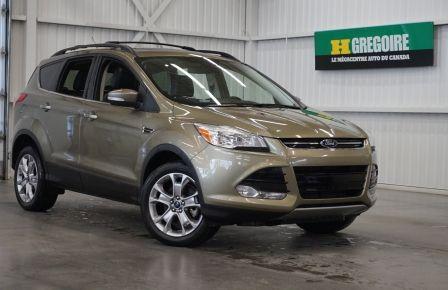 2013 Ford Escape SEL 4WD (cuir-toit pano-navi) #0