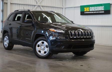 2015 Jeep Cherokee Sport 4WD (caméra) #0
