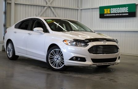 2016 Ford Fusion SE 2.0 Ecoboost 4WD (cuir-toit-navi-caméra) #0