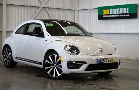 2014 Volkswagen BEETLE Sportline (cuir-toit ouvrant) #0