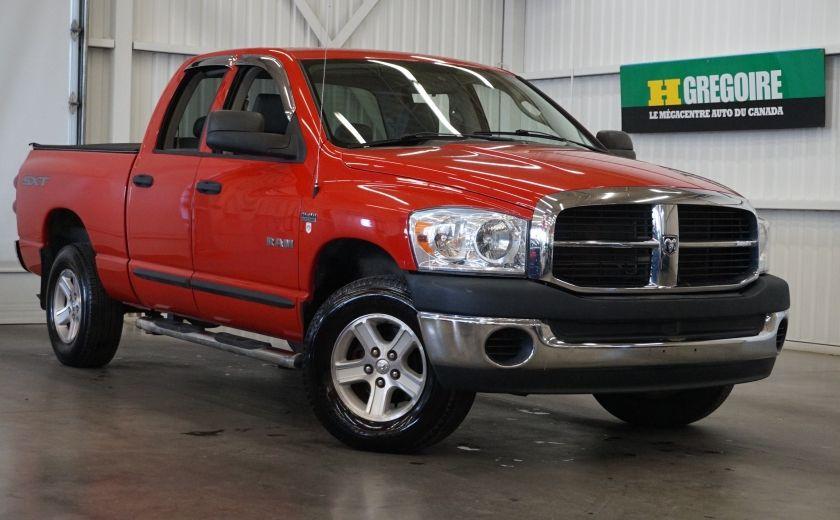2008 Dodge RAM 1500 SXT 4WD #0
