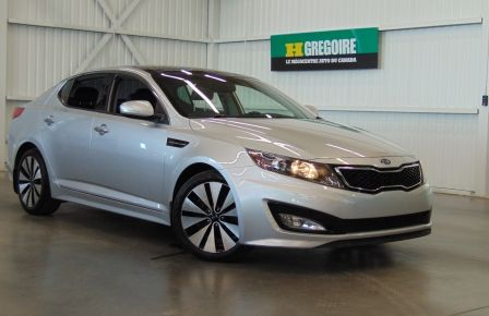 2012 Kia Optima SX (cuir-toit-camera) #0
