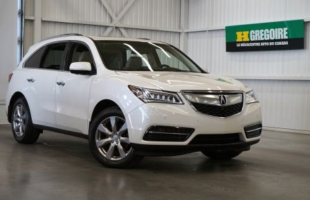 2014 Acura MDX SH-AWD Elite Acura Watch FULL!! #0
