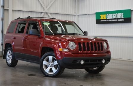 2014 Jeep Patriot North Edition 4WD #0
