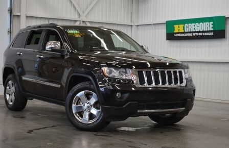 2011 Jeep Grand Cherokee Limited (cuir-caméra-toit pano) #0