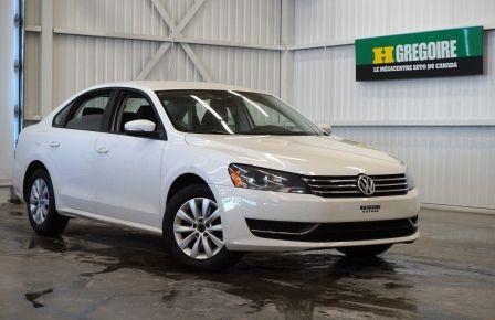 2013 Volkswagen Passat Trendline #0
