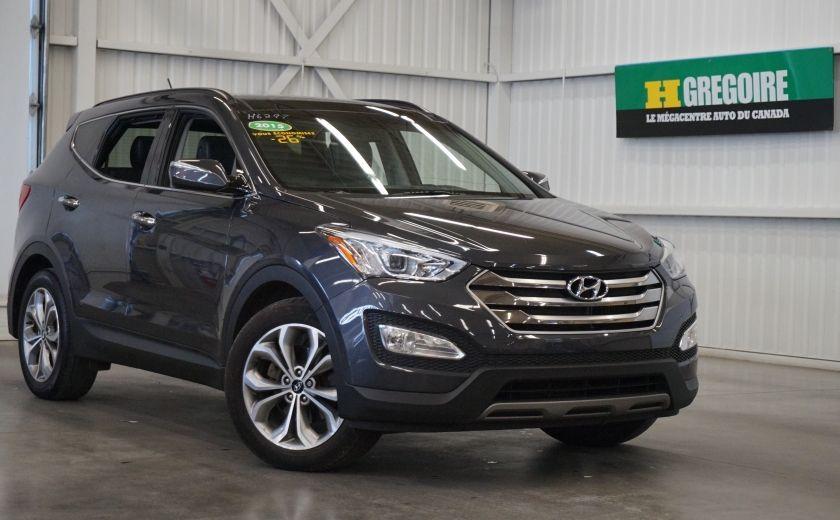 2015 Hyundai Santa Fe Sport AWD 2.0 Turbo (cuir-caméra-sonar) #0