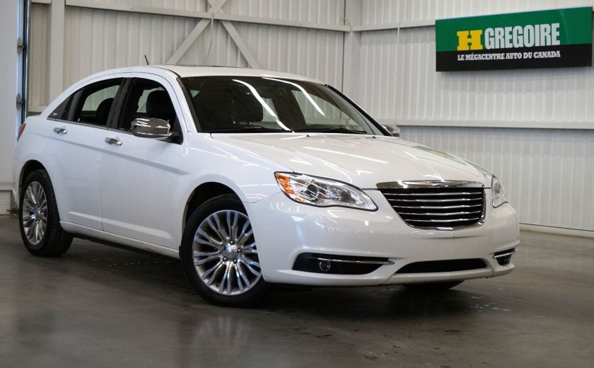 2012 Chrysler 200 Limited (cuir-toit ouvrant) #0